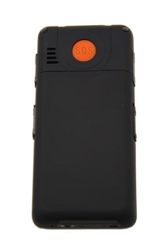 TV Das Original Großtasten-Handy mit integriertem Radio schwarz - 4