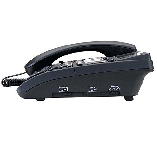 Switel TF550 schnurgebundenes Grosstastentelefon mit 3 direktwahl Fototasten, extra laut - 3