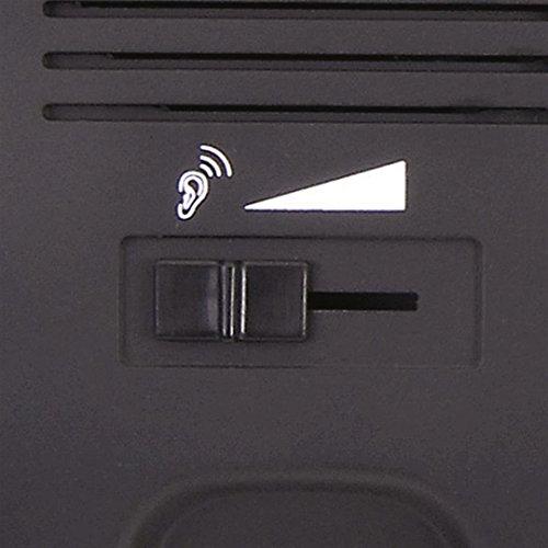 Switel TF550 schnurgebundenes Grosstastentelefon mit 3 direktwahl Fototasten, extra laut - 4