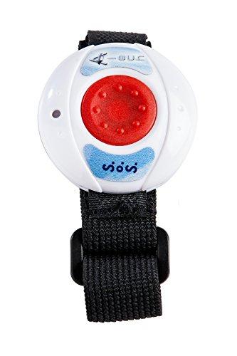 Pflegeruf-Set mit (Not-) Ruf an Handy oder Telefon – über Funk-Armbandsender und Mobilfunknetz - 2