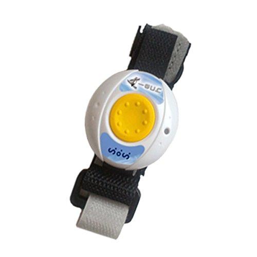 Pflegeruf-Set Sereno SOS PLUS mit (Not-) Ruf an Handy oder Telefon – über Funk-Armbandsender und Mobilfunknetz - 5