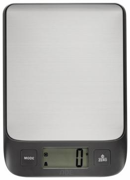 ADE Digitale Küchenwaage grau, »KE1502 Mila«