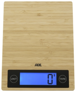 ADE Digitale Küchenwaage KE 1128/1129 Ramona beige