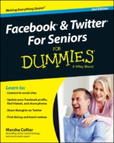 Facebook and Twitter For Seniors For Dummies als eBook von Marsha Collier