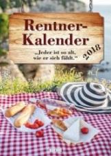 Monatskalender Rentner 2018