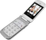 OLYMPIA Becco plus - Senioren Mobiltelefon in silber