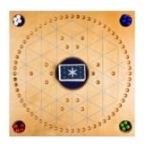 Senioren-Brettspiel TAC Premium mit großer Kartenbeschriftung