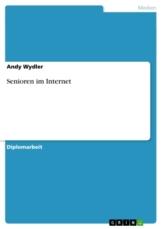 Senioren im Internet als eBook von Andy Wydler