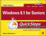 Windows 8.1 for Seniors QuickSteps als Buch von Marty Matthews