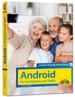 Android für Smartphones & Tablet - Leichter Einstieg für Senioren