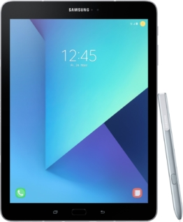 Galaxy Tab S3 9.7 (32GB) LTE Tablet-PC silber