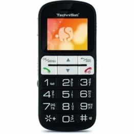 TechniSat Senioren-Handy mit Tischladestation (Großtastenhandy, FM Radio) »TechniPhone ISI 2«
